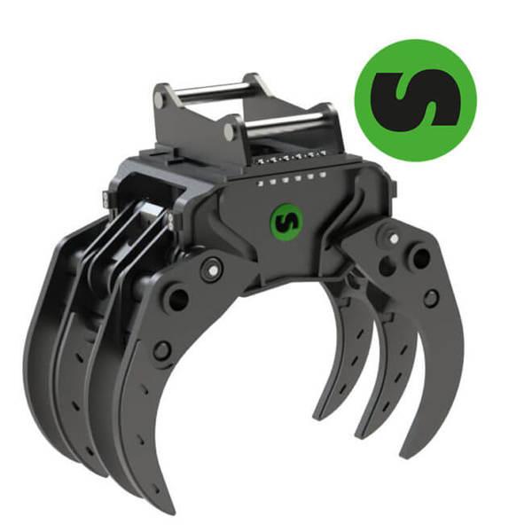 Steelwrist FG25-7