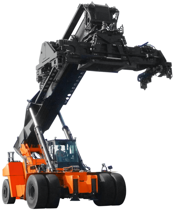 Toyota Reach Stacker Container Handler