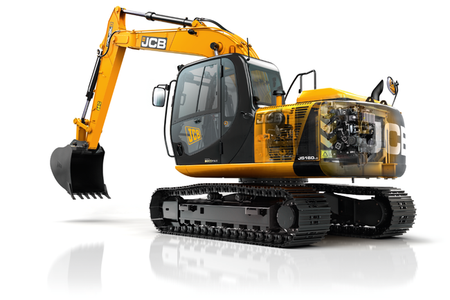 JS160 Excavator