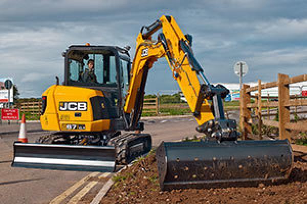JCB 67C-1 Compact Excavator