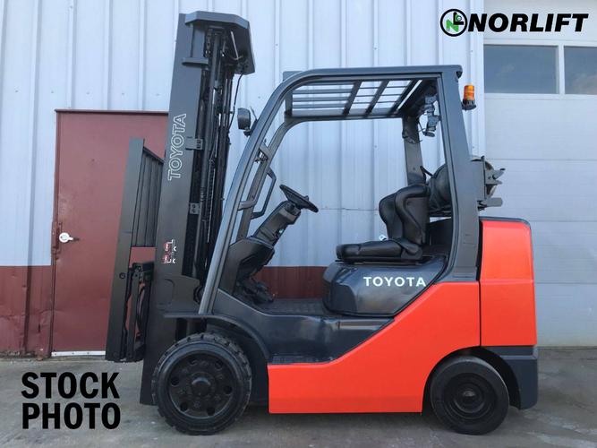 Toyota 8FGCU30 Cushion Forklift