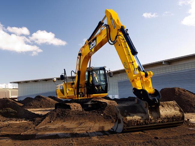JS300 Excavator