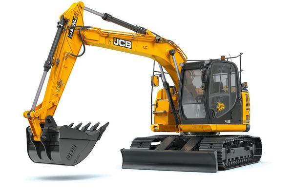 JCB JZ141 Excavator