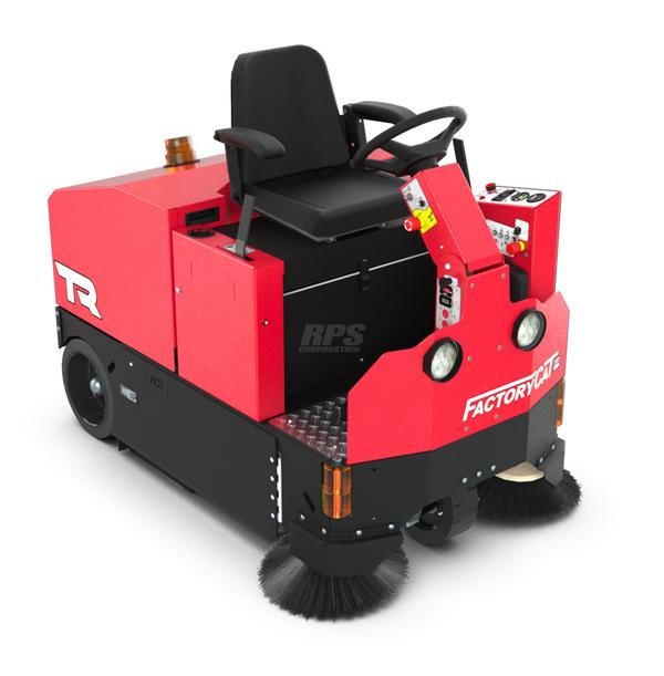 FactoryCat TR Sweeper