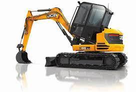JCB 86C-1 Compact Excavator