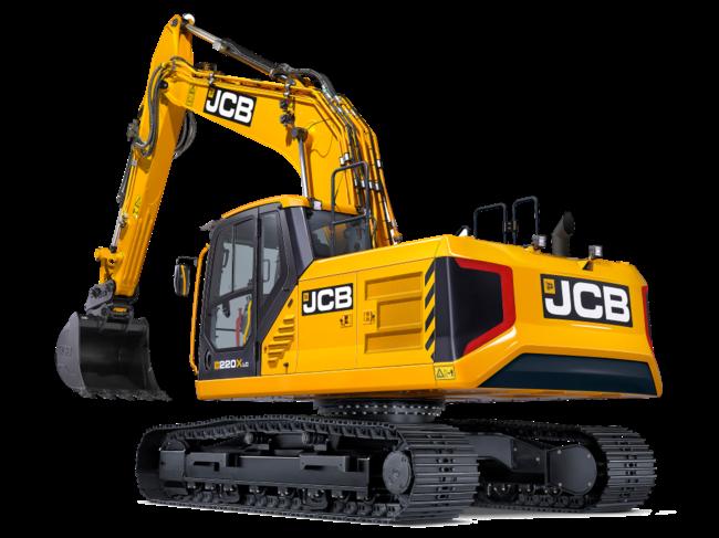 220X Excavator