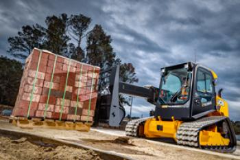 JCB 3TS-8T Compact Track Loader