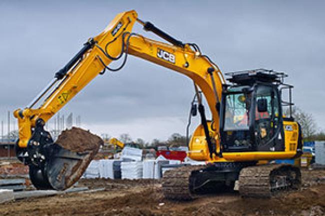 JS131 Excavator