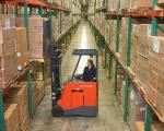 Stand-Up Rider Forklift