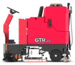 GTR Ride On Scrubber