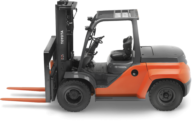 Large IC Pneumatic Forklift