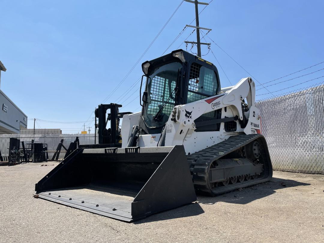 2017 Bobcat T750