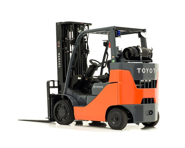 Box Car Special Forklift (8,000-12,000 LBS)