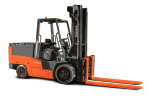 High-Capacity Electric Cushion Forklift (15,000-40,000 LBS)