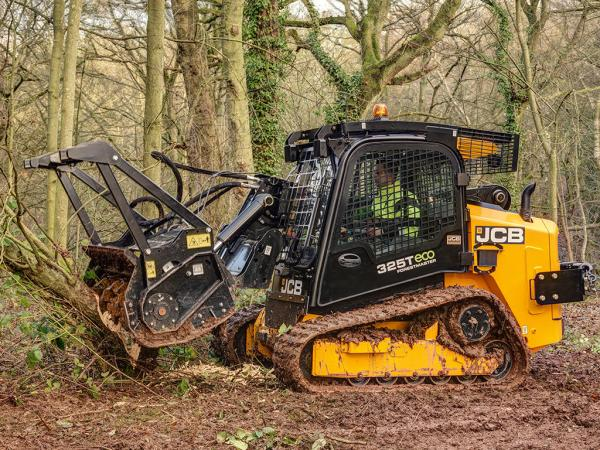 JCB 325T Forestmaster Compact Track Loader