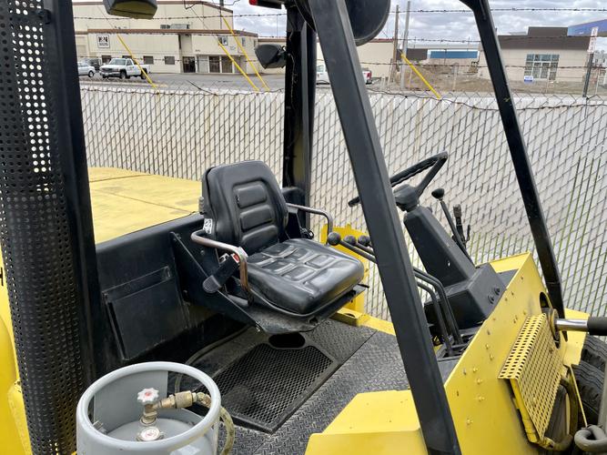 Hyster H155XL Pneumatic Forklift