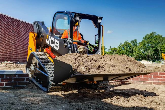 215T Compact Track Loader