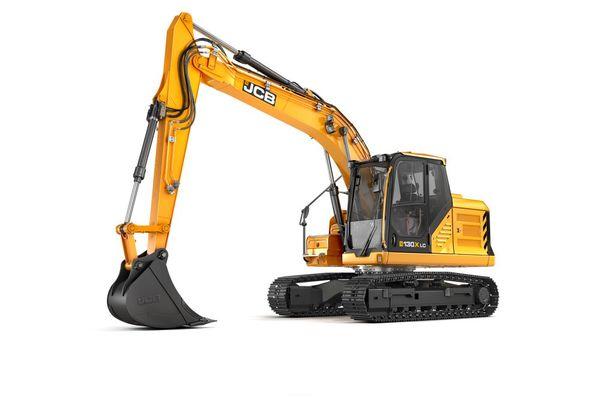 JCB 131X Tracked Excavator