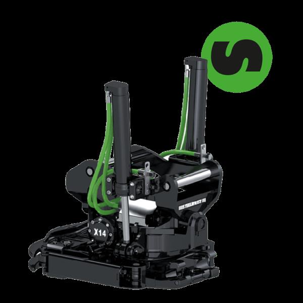 Steelwrist X14 S50