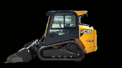 JCB 215 Skid Steer Loader