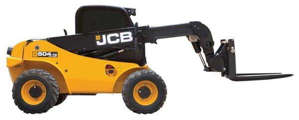 JCB 504-13 Telescopic Handler