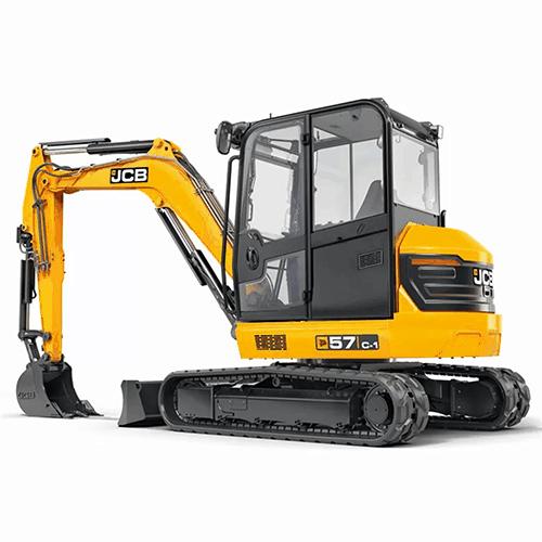 JCB 57C-1 Compact Excavator