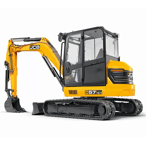 57C-1 Compact Excavator