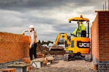 JCB 18Z-1 Compact Excavator