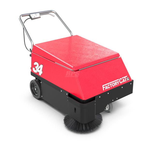 FactoryCat Model 34 Sweeper