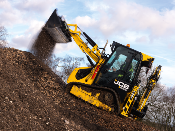 Compact Backhoe Loaders