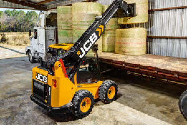 JCB 3TS-8W AG Skid Steer Loader