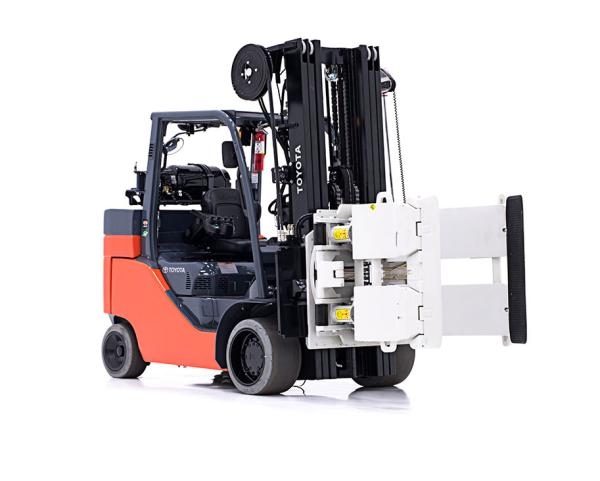 Toyota Paper Roll Special Forklift