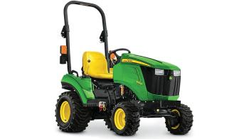 1-Family Compact Tractors