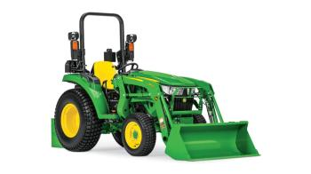 3-Family Compact Tractors