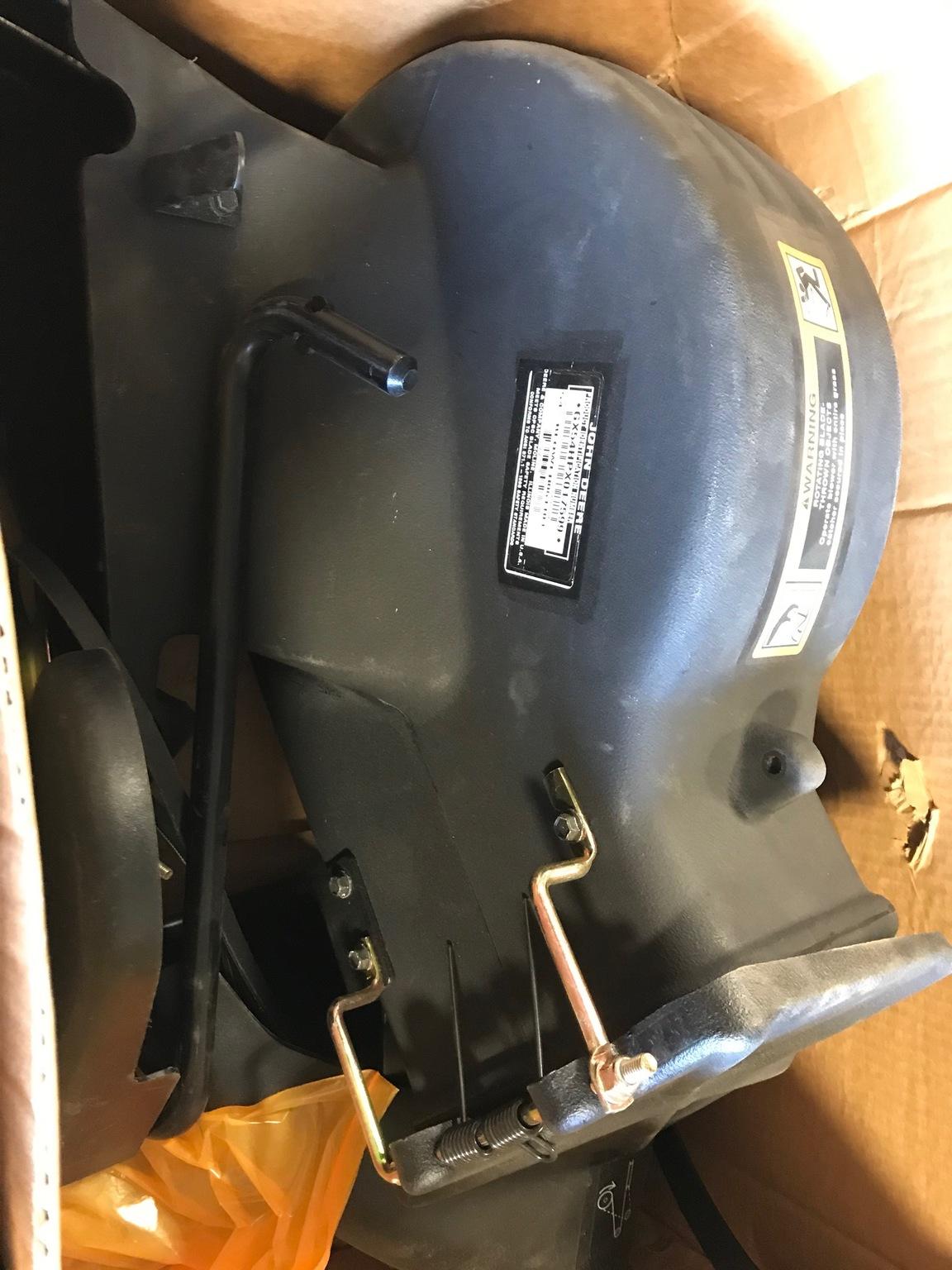 John Deere BM20668 54C BLOWER NEW
