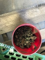 John Deere BH81162 PERFERATED FILLER PLATE KIT