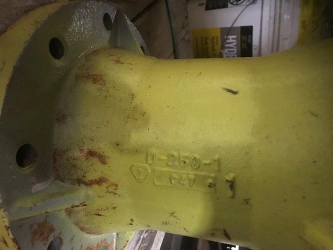 John Deere D-250-1 SPOOL HUB SPACERS