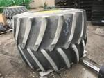 John Deere Firestone 1250/45-32 floater tires & wheels