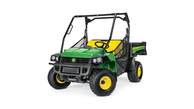 HPX615E (2021) Work Series Utility Vehicle