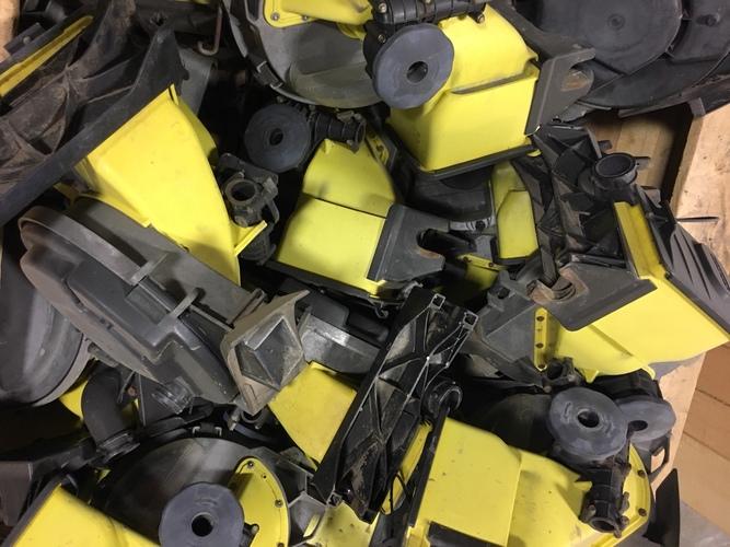 John Deere BA33236 MINI VAC HOPPER/METER
