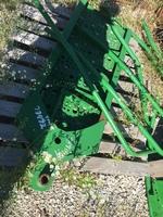 "John Deere 55"" ladder landing w/ hand rails"