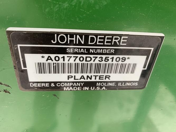 John Deere 1770NT CCS