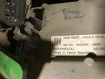 John Deere AH224250 CONTROL