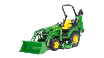 2-Family Compact Tractors