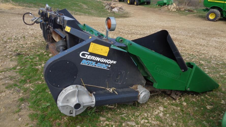 Geringhoff RD600