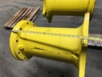 John Deere R339739 CAST MFWD SPACER