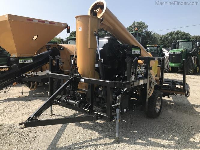 Koyker 1055 Grain Bag Unloader