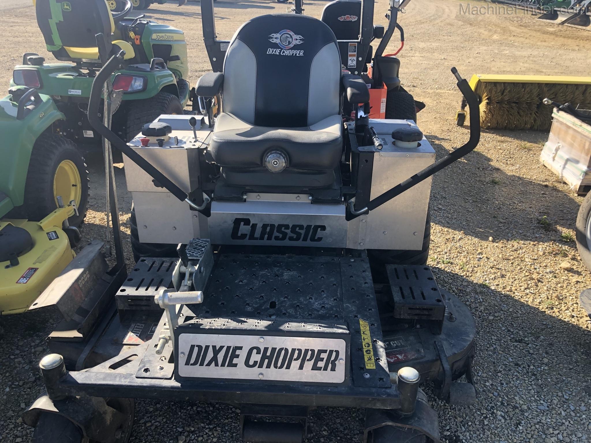 2016 Dixie Chopper CLASSIC 2760