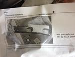 John Deere 4920 warning light kit for dry box