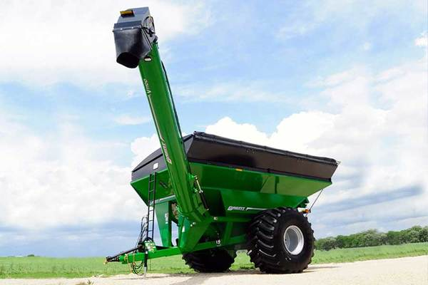 Brent V-Series Single Auger Grain Carts